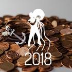 l'horoscope de l'argent 2018 Verseau