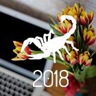 Horoscope du travail pour 2018 pour scorpion