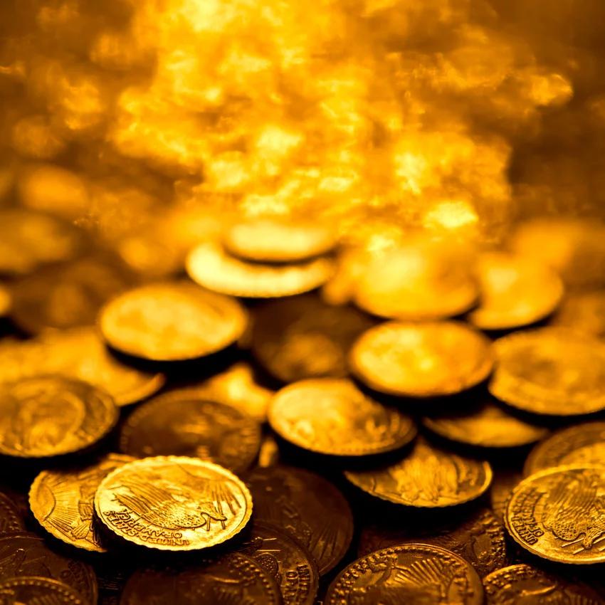 horoscope tzigane - pièce de monnaie