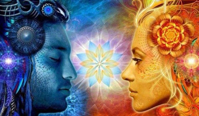 karma et âmes sœurs