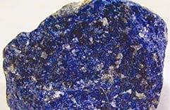 lithotherapie pour le bebe - Lapis lazuli