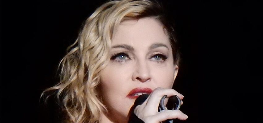 Goût musical de Bélier, Lion et Sagittaire Madonna