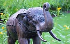 objets contre le mauvais œil : éléphant