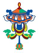 symboles de protection - parasol