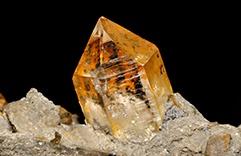 pierres de lithothérapie Le quartz jaune
