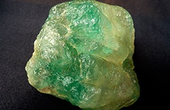 cristaux les plus utilisés et quels sont leurs pouvoirs Le Quartz vert
