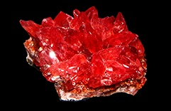 pierres de lithothérapie Rhodochrosite
