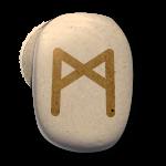 runes celtiques mannaz