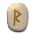 runes celtiques raidho