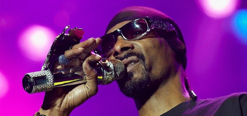 Goût musical de Gémeaux, Balance et Verseau Snoop Dogg