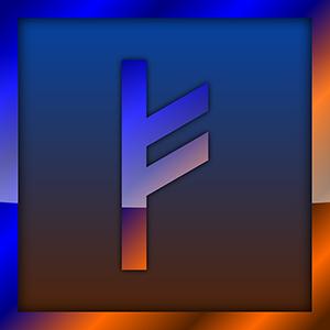 symbole des runes en 2019 : fehu