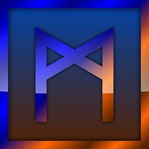 symbole des runes en 2019 : mannaz